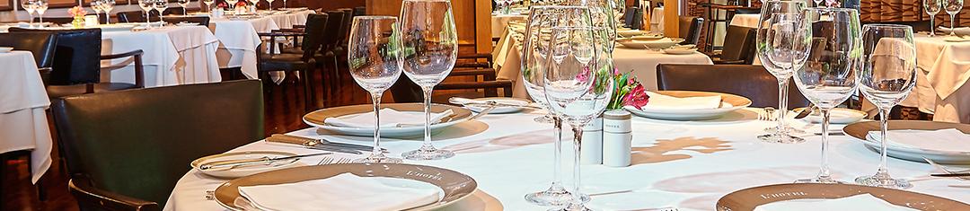 Ya sea comida o cena de empresa encontrará en nuestro restaurante la calidad que estaba buscando