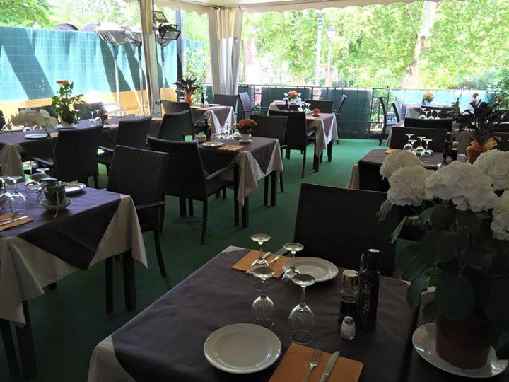 La terraza restaurante jard n del pr ncipe for Restaurante jardin del principe en aranjuez